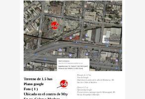 Foto de terreno comercial en venta en  , centro, monterrey, nuevo león, 5526779 No. 01