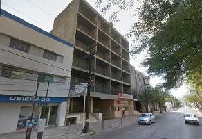 Foto de edificio en renta en  , centro, monterrey, nuevo león, 7521015 No. 01