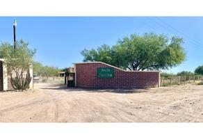 Foto de terreno habitacional en venta en  , centro norte, hermosillo, sonora, 19582255 No. 01