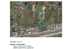 Foto de terreno habitacional en venta en  , centro ocoyoacac, ocoyoacac, méxico, 0 No. 01