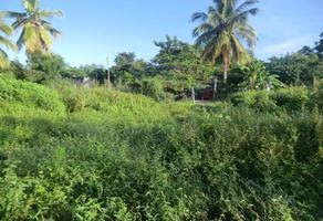 Foto de terreno habitacional en venta en centro oo, chacahua, villa de tututepec de melchor ocampo, oaxaca, 6471401 No. 01