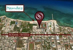 Foto de local en venta en centro , playa del carmen centro, solidaridad, quintana roo, 13994655 No. 01