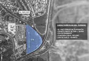 Foto de terreno habitacional en venta en  , centro, querétaro, querétaro, 0 No. 01