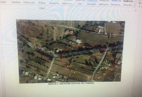 Foto de terreno habitacional en venta en  , centro (san pablo oztotepec), milpa alta, df / cdmx, 5073625 No. 01
