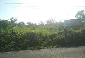 Foto de terreno habitacional en venta en  , centro sct tabasco, centro, tabasco, 12746064 No. 01