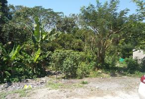 Foto de terreno habitacional en venta en  , centro sct tabasco, centro, tabasco, 0 No. 01