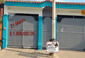 Foto de casa en venta en centro sinaloa 1, 21 de marzo, culiacán, sinaloa, 19409146 No. 01