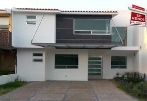 Foto de casa en venta en  , centro sur, querétaro, querétaro, 14366514 No. 01