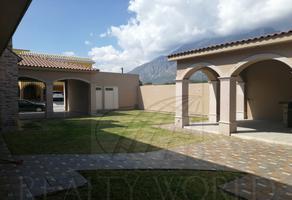 Foto de casa en venta en  , centro villa de garcia (casco), garcía, nuevo león, 12432359 No. 01