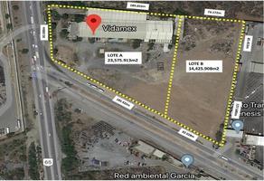 Foto de terreno habitacional en renta en  , centro villa de garcia (casco), garcía, nuevo león, 14236789 No. 01