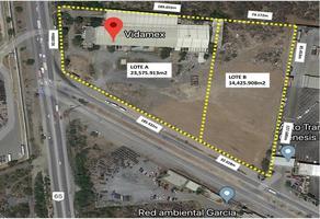 Foto de terreno habitacional en renta en  , centro villa de garcia (casco), garcía, nuevo león, 15118070 No. 01