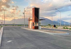 Foto de terreno industrial en venta en  , centro villa de garcia (casco), garcía, nuevo león, 16384117 No. 01