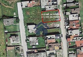 Foto de terreno habitacional en venta en cerca de avenida vicente lombardo toledano 00, santa maría totoltepec, toluca, méxico, 0 No. 01