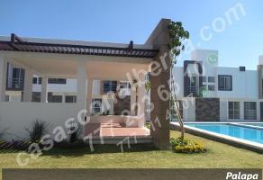 Foto de casa en venta en cerca del chedraui de emiliano zapata 1, emiliano zapata, emiliano zapata, morelos, 17822919 No. 01