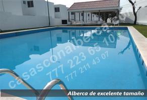 Foto de casa en venta en cerca oxxo las fuentes 1, valle de las fuentes, jiutepec, morelos, 0 No. 01