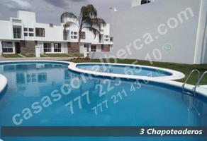 Foto de casa en venta en cerca tecnologico de monterrey 1, emiliano zapata, emiliano zapata, morelos, 0 No. 01