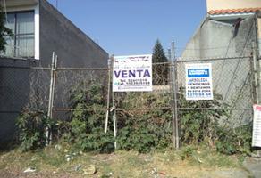 Foto de terreno habitacional en venta en cerezos , fuentes del valle, tultitlán, méxico, 6703490 No. 01