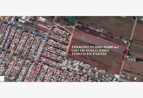 Foto de terreno habitacional en venta en cerrada 33 30 00, villas de chalco, chalco, méxico, 0 No. 01