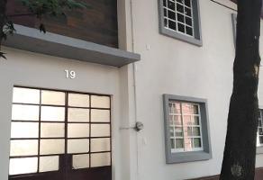 Foto de casa en renta en cerrada antonio maceo 19 , escandón ii sección, miguel hidalgo, df / cdmx, 15226282 No. 01