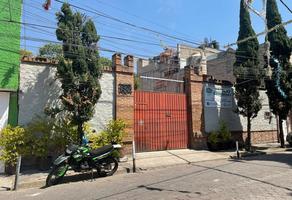 Foto de terreno habitacional en venta en cerrada chimalpopoca , san miguel, iztacalco, df / cdmx, 0 No. 01