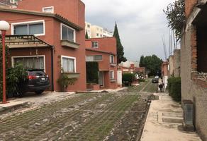 Foto de casa en condominio en venta en cerrada corregidora , miguel hidalgo, tlalpan, df / cdmx, 21177290 No. 01