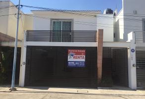 Foto de casa en renta en cerrada de benzúa , real del sur, centro, tabasco, 8385457 No. 01