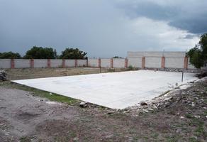 Foto de terreno habitacional en venta en cerrada de canal centenario , pueblo nuevo, zapotlán de juárez, hidalgo, 18008121 No. 01