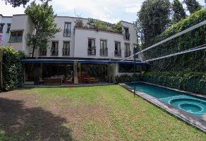 Foto de casa en venta en cerrada de frontera 21, san angel, álvaro obregón, df / cdmx, 0 No. 01