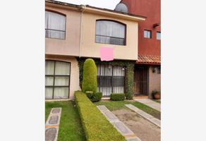 Foto de casa en renta en cerrada de herradero 18, ex-hacienda san jorge, toluca, méxico, 0 No. 01