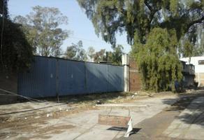 Foto de terreno comercial en venta en cerrada de norte 35 , santa cruz de las salinas, azcapotzalco, df / cdmx, 5148998 No. 01