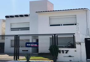 Foto de casa en renta en cerrada de punta brava 117, punta juriquilla, querétaro, querétaro, 15183896 No. 01