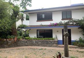 Foto de casa en renta en cerrada de reforma , campestre, álvaro obregón, df / cdmx, 0 No. 01