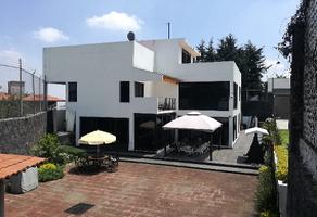 Foto de casa en condominio en venta en cerrada de tepetetlac , san miguel xicalco, tlalpan, df / cdmx, 0 No. 01