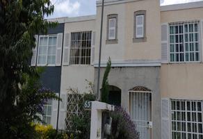 Foto de casa en renta en cerrada de yolihuani 63 manzana 3, lt.10, viv. 32 , el mirador, cuautitlán, méxico, 0 No. 01