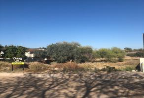 Foto de terreno habitacional en venta en cerrada del arroyo lote 3 0 , hacienda residencial condominal, hermosillo, sonora, 0 No. 01