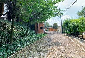 Foto de terreno habitacional en venta en cerrada del calvario , contadero, cuajimalpa de morelos, df / cdmx, 17865417 No. 01