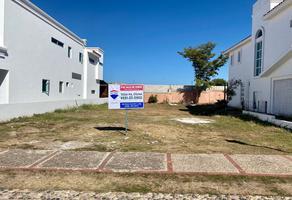Foto de terreno habitacional en venta en cerrada del caracol , club real, mazatlán, sinaloa, 20329177 No. 01