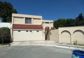 Foto de casa en venta en cerrada del framboyan , cerradas de anáhuac 1er sector, general escobedo, nuevo león, 12743318 No. 01