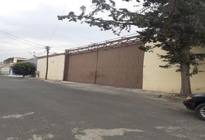 Foto de nave industrial en venta en cerrada guillermo prieto , santa ana poniente, tláhuac, df / cdmx, 16140277 No. 01