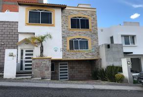 Foto de casa en renta en cerrada jade condominio rubí 43, punta esmeralda, corregidora, querétaro, 19188315 No. 01
