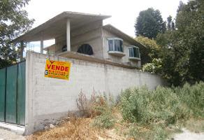 Foto de casa en venta en cerrada juárez , tezontepec de aldama centro, tezontepec de aldama, hidalgo, 0 No. 01
