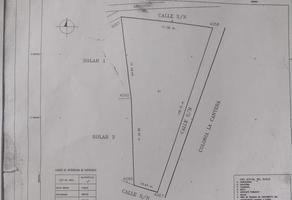 Foto de terreno habitacional en venta en  , cerrada la cantera, chihuahua, chihuahua, 0 No. 01