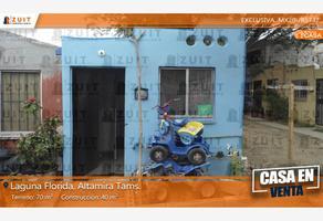 Foto de casa en venta en cerrada laguna de coyuca 131, laguna florida, altamira, tamaulipas, 18643422 No. 01