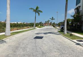Foto de terreno habitacional en venta en cerrada laguna l76, zona hotelera, benito juárez, quintana roo, 0 No. 01