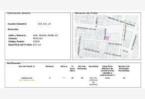 Foto de terreno comercial en venta en cerrada miguel ángel 56, mixcoac, benito juárez, df / cdmx, 0 No. 01