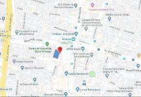 Foto de terreno habitacional en venta en cerrada miguel angel , mixcoac, benito juárez, df / cdmx, 14174978 No. 01
