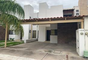 Foto de casa en renta en cerrada posada 104, residencial villa campestre, jesús maría, aguascalientes, 0 No. 01