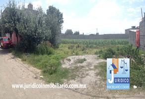 Foto de terreno habitacional en venta en cerrada san ignacio , san pablo atlazalpan, chalco, méxico, 18348716 No. 01