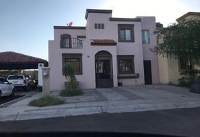 Foto de casa en renta en cerrada santa engracia , villa bonita, hermosillo, sonora, 16907320 No. 01