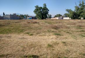 Foto de terreno habitacional en venta en cerrada texcacoac 1, trigotenco, tultepec, méxico, 0 No. 01